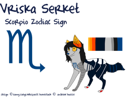 Vriska Serket :: Dogstuck by mellowtea