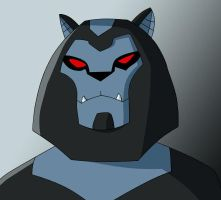 Transformers Animated Ravage by Destron23