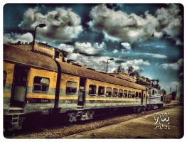 Train, which lives in me by ibrahimmaro