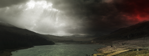 Matte painting exercise by matiiii