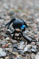 Black Rock Shooter by The-2nd-Runner