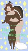 :~:Happy Thanksgiving 2015!:~: by CottonCatTailToony