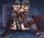 Prinz and Bismarck by jitan777