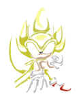 Super Sonic Glow by SuperSonicGirl79135
