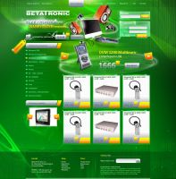 2 ver electric store by limetopl