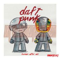 portada CD_ Daft Punk by Nightcathybrid