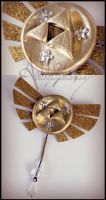 Royal Crest Hair Clip by UNIesque