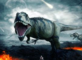 Jurassic World Ends by Art-Light-Magic