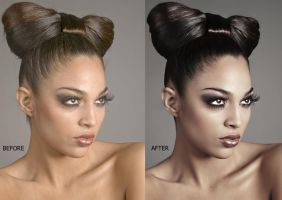 Retouch by omegatafaria