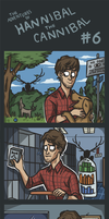 The Adventures of Hannibal the Cannibal #6 by ekzotik