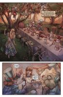 Alice in Wonderland  2- pg1 by pcsiqueira