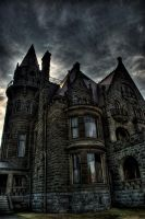 Craigdarroch Castle HDR 02 by vazagothic