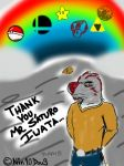 Thank You... by DougFluff345
