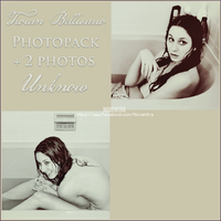 Troian Bellisario Unknow #11 Photopack by N0xentra