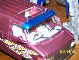 Sly1 Chevy Van complete6 by coonk9