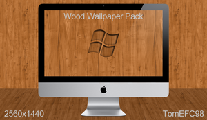 Wood Wallpaper Pack by TomEFC98