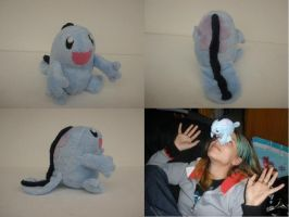 Quagsire Plush by HottieHulio
