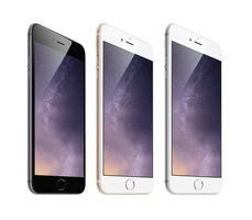 Milky-Way-3.0 Wallpaper for iPhone 6 and 6 Plus by kiwimanjaro