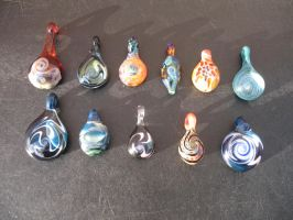 Pendants by Seath