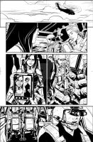 GI JOE season 2 issue 6 page 8 by WilliamRosado