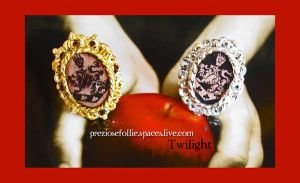 Cullen Rings by CuorEmani