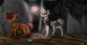 FoE: AH- Welcome to the Pit by ScarletsFeed