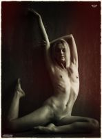 Joceline: Seated Pose by gravenimagez