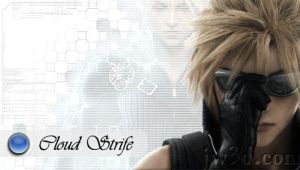 Cloud PSP wallpaper by PhyraxDesigns