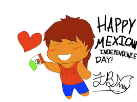 Mexico-Independence Day by That-Wacky-Whovian