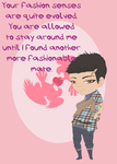 DAMMED - Valentine card by huina