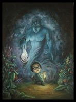 deep into the woods by rastafic