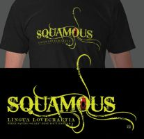 Squamous- Lingua Lovecraftia by EdmondDantes
