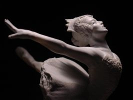 Odette Sculpture, Close-Up by ArtyAMG
