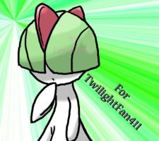 Ralts for Twi by iFerneh