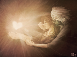 The spell of love by Dakita