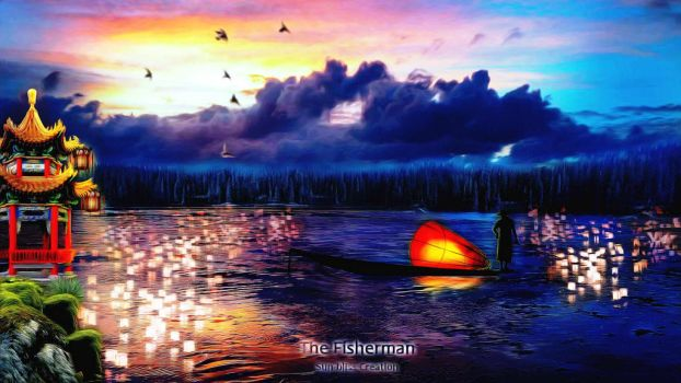 The Fisherman by Sun-Bliss