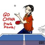 APH China Ping Pong by Tio-Trile