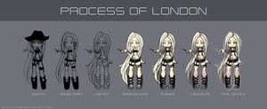 Process: London by Comraxe