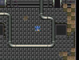 RPG Maker2k - Abadoned Factory 26 Ingame by Icedragon300