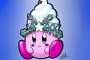 SnowBowl Kirby by Patcha105