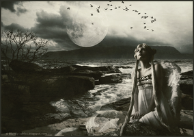 Hope In Desolation by bleedgraphics