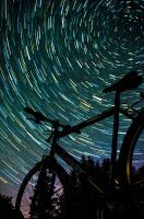 Cyclists guide to galaxy by dn1w3r
