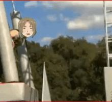 Hetalia - Wipeout: gif - Lithuania by SydneyA