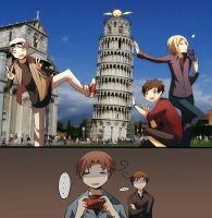 Axis Powers- Hetalia. by HollyIsMyName