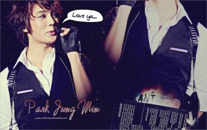 Park Jungmin by Ludamory