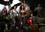 Don't Mess With Themyscira by Tuffers-Art