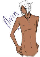 NIVIN - COMMISSHHHHH by WickedlyxInsane