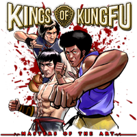 Kings of Kung Fu by POOTERMAN