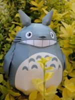 Totoro Papercraft by volleyballplayer13