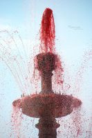 Red water by marialivia16